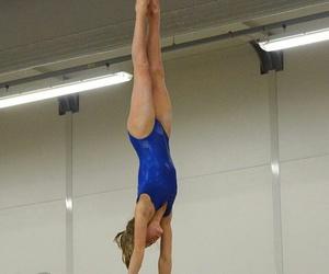 bars, gymnastics, and handstand image