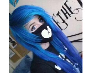 emo, alternative, and girl image