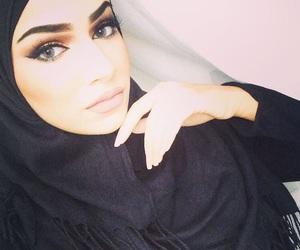beauty, hijab, and sexy image