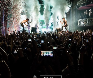 bands, concerts, and twenty one pilots image