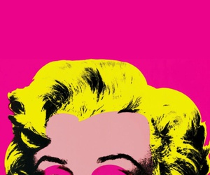 Marilyn Monroe, art, and pop art image