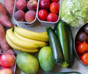 fitness, FRUiTS, and health image