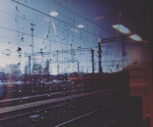finland, rain, and rainy day image