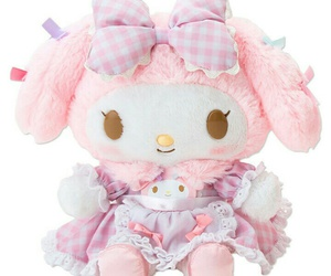 my melody, wallpapers, and sanrio image