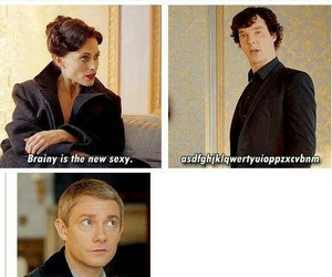 sherlock, bbc, and funny image