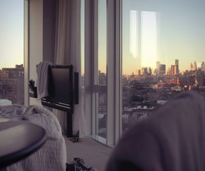 city, room, and view image