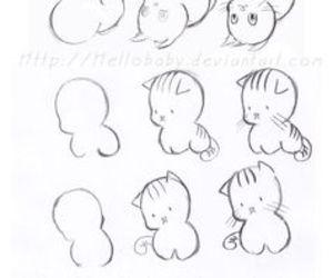 draw, drawing, and animal image