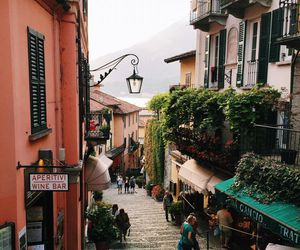 europe, street, and italy image