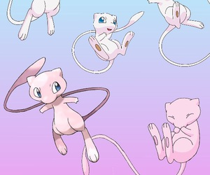 background, iphone, and mew image