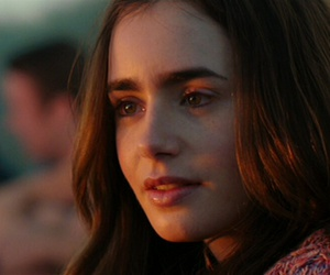 lily collins, love, and love rosie image