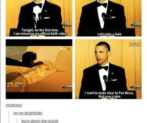 funny, obama, and lion king image