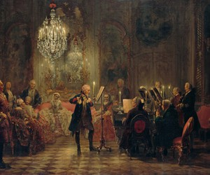 art, classical music, and fashion image