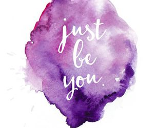 quotes, purple, and wallpaper image