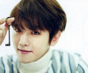 baekhyun, exo, and kpop image