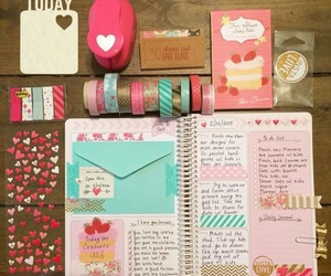 school and journal image
