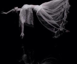 art and dark image