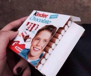 cigarette, kinder, and smoke image
