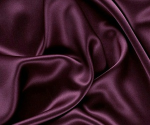rose, burgandy, and satin image