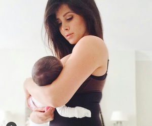 baby, hug, and jennifer stano image