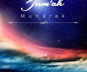 jummah mubarak image