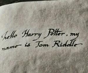 harry potter, tom riddle, and hogwarts image