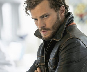 Jamie Dornan, once upon a time, and fifty shades of grey image