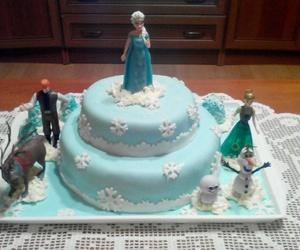 ana, birthday, and cake image