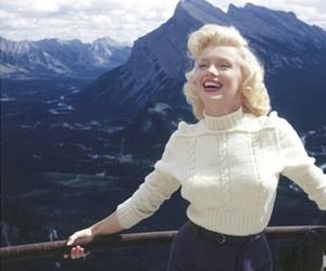 Marilyn Monroe, legend, and smile image