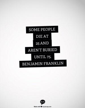 quote, true, and benjamin franklin image