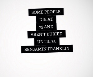 quote, true, and benjamin franklin image