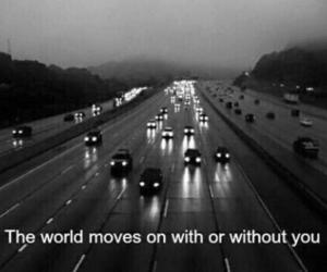 grunge and motorway image