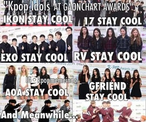 bts, exo, and funny image