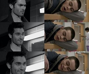 Image by Nat Teen Wolf & TWD