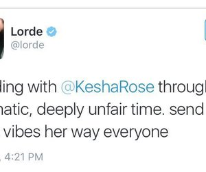 injustice, kesha, and ️lorde image