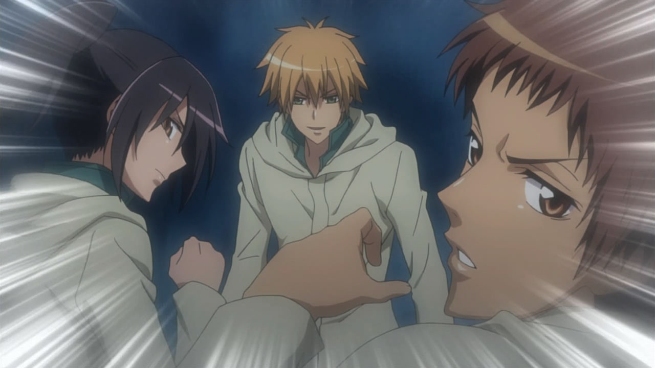 funny, moment, and kaichou wa maid-sama image