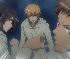 anime, usui, and usui takumi image