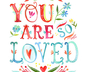 love, quotes, and loved image