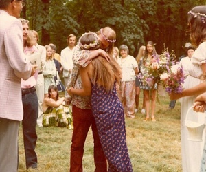 hippie and marriage image