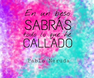 frase, neruda, and quote image