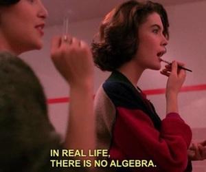 quotes, algebra, and grunge image