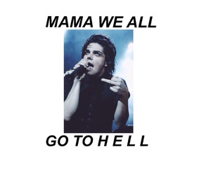 fuck, gerard way, and my chemical romance image