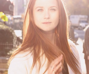 bonnie wright, girl, and cute image