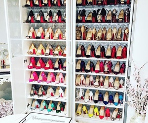 dream closet, luxury, and style image