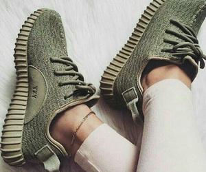 adidas, kanye, and kanye west image