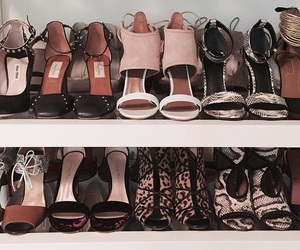 closet, luxury, and style image