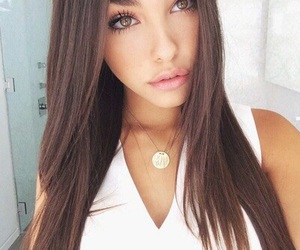 madison beer, hair, and beauty image