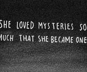 mystery, quotes, and john green image