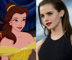 beauty and the beast, disney, and ema watson image