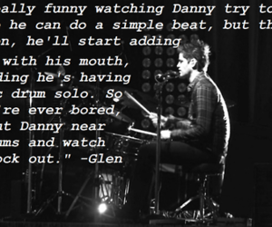 danny, the sript, and danny odonoghue image