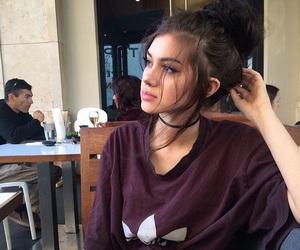 girl, sahar luna, and beauty image